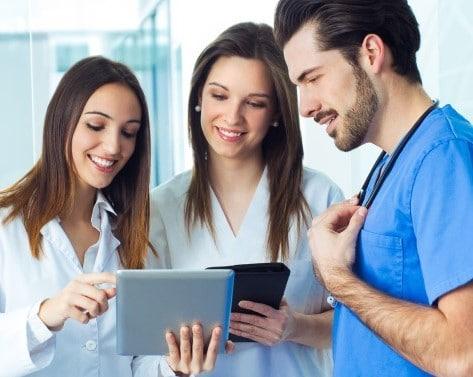 Auxiliar de Enfermería FP