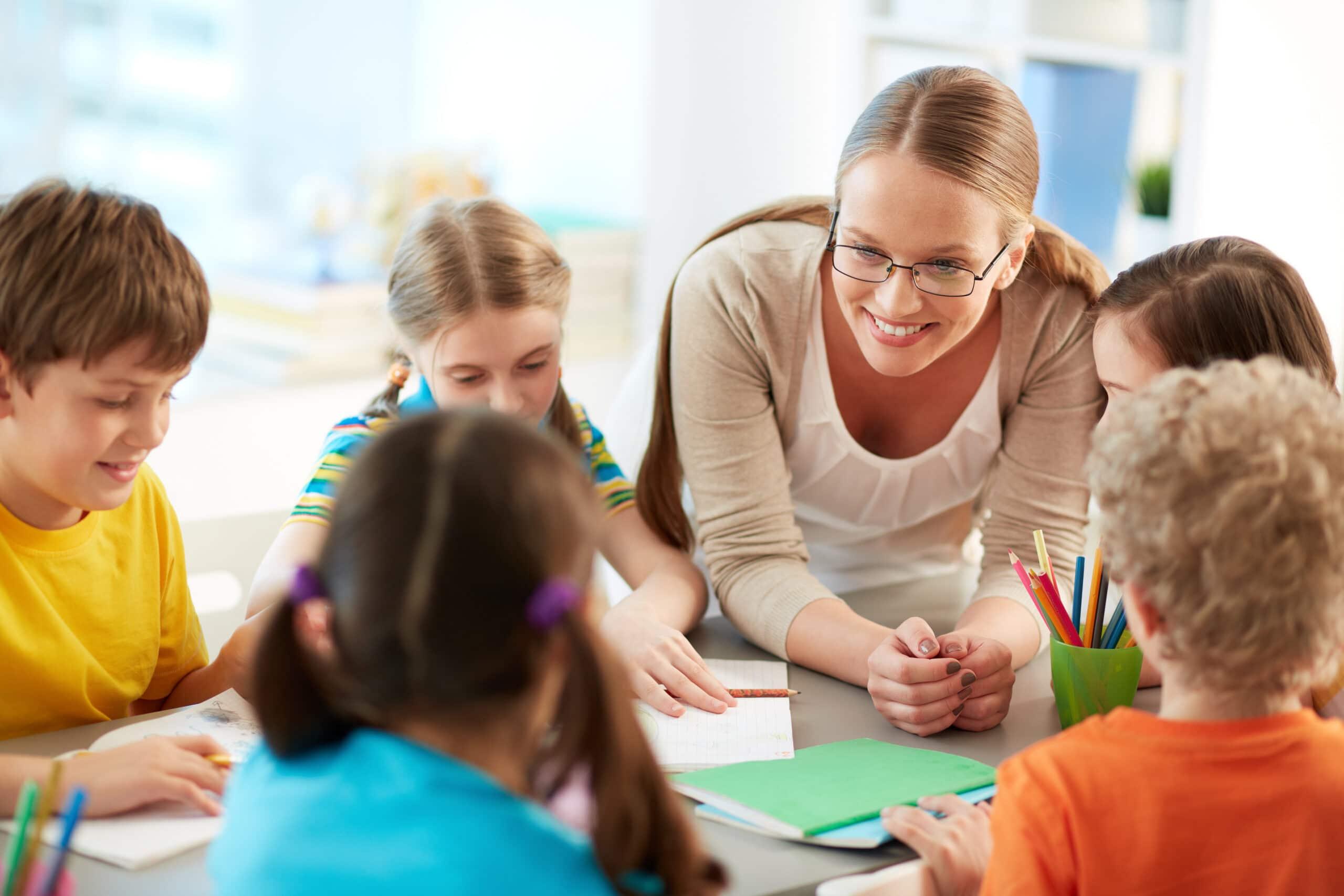 Qué hace un técnico Superior en Educación infantil