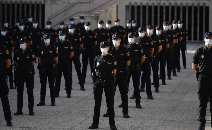Mejor academia oposiciones policia nacional