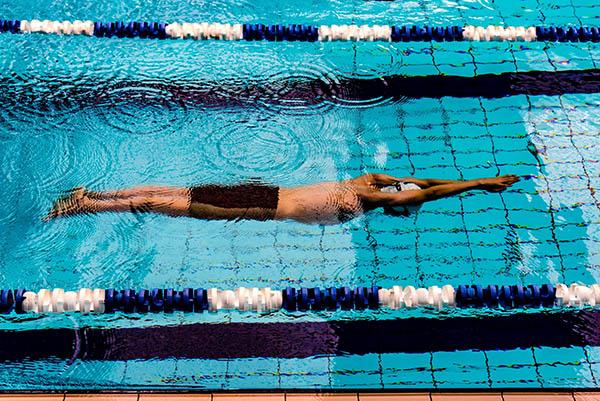 pruebas fisicas guardi civil prueba natacion