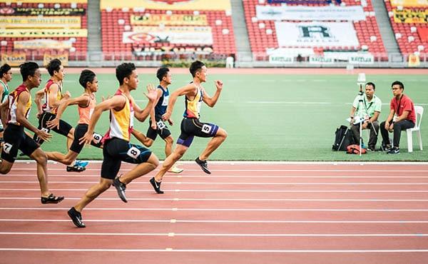 pruebas fisicas guardi civil prueba velocidad